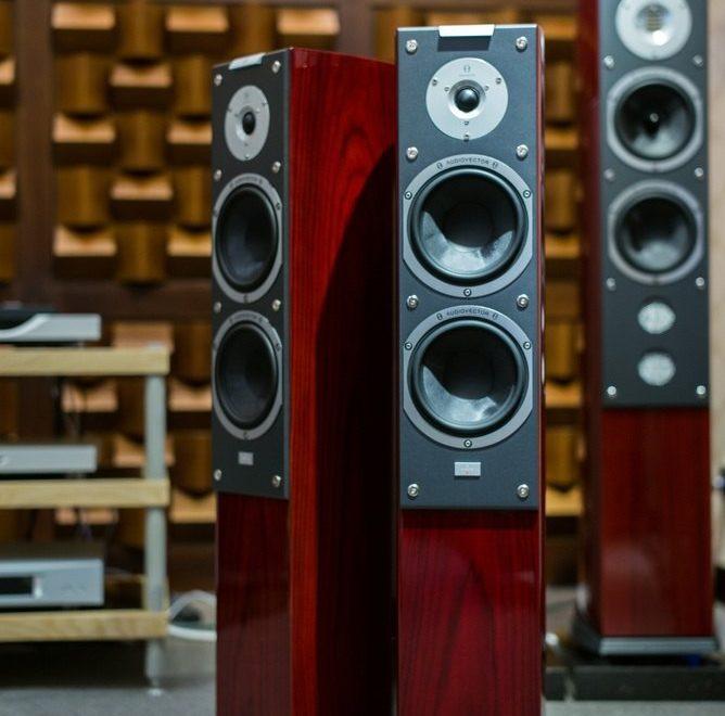 Vässa ljudet med bra högtalare