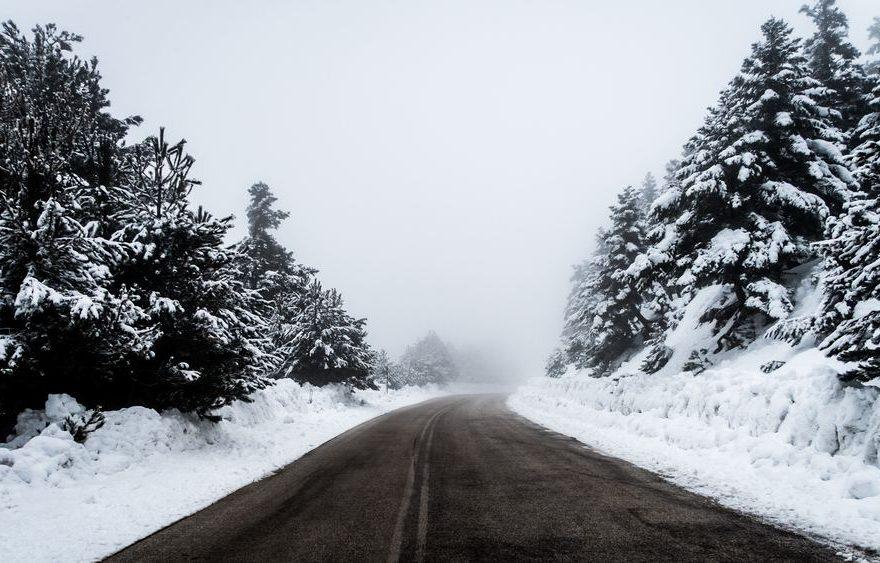 Långresa under vinterhalvåret
