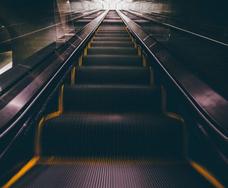 Allt du behöver för rulltrappor